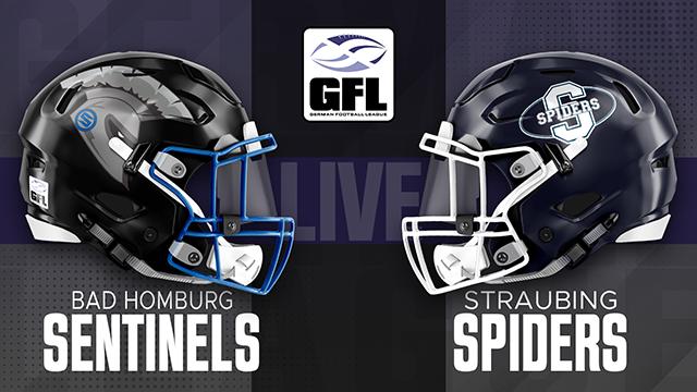Bad Homburg Sentinels vs Straubing Spiders