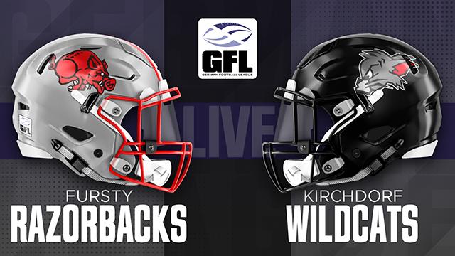 Fursty Razorbacks vs Kirchdorf Wildcats