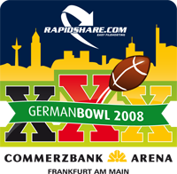 German Bowl XXX Logo  (c) Stadion Frankfurt Management GmbH