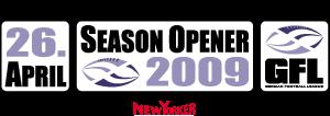 Season Opener 2009  (c) AFVD