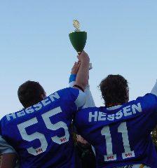 Back to Back Champions 2002 - Hessen Pride  (c) AFVH