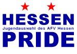 Hessen Pride Schriftzug  (c) AFV Hessen