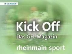 Kickoff - Das GFL Magazin auf rhein main tv  (c) AFVD