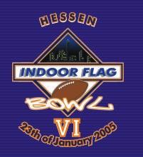 Hessen Indoor Bowl VI  (c) AFV Hessen
