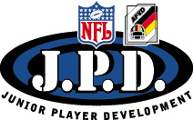 JPD Junior Player Development  (c) NFL