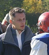 Sebastian Tuch wird neuer Headcoach der Jugendauswahl Hessen Pride  (c) AFVH