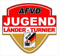 Jugend-Länderturnier Logo weiß  (c) AFVD