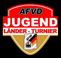 Jugend-Länderturnier Logo schwarz  (c) AFVD