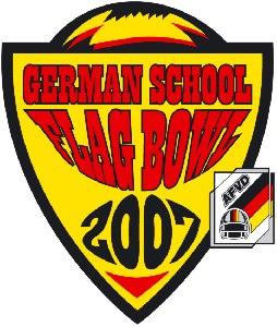 German School Flag Bowl 2007  (c) AFVD