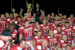 Braunschweig Lions gewinnen German Bowl XXIX <br /> (c) AFVD