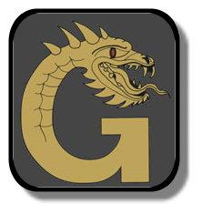 Logo auf Button  (c) Gießen Golden Dragons