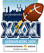 German Bowl XXXI  (c) AFVD