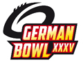 German Bowl XXXV Logo  (c) AFVD