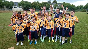 U15 Flagmeister 2014  (c) Wiesbaden Phantoms