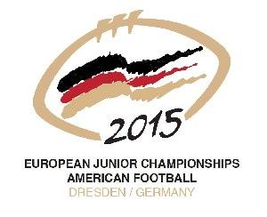 Logo Sparkasse Junioren EM 2015  (c) GFS