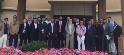 2015 Congress Gruppenbild <br /> (c) IFAF