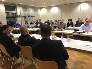 Mitgliederversammlung 2017  (c) AFV Hessen