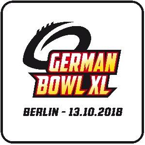 German Bowl XL - Logo