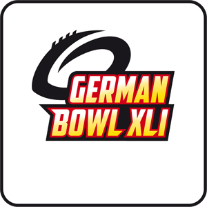 German Bowl XLI Logo