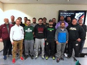 B-Trainer AF (25) Lehrgang 2018/2019 (Teilnehmer)
