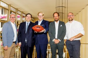 Pressekonferenz German Bowl XLI  (c) AFVD